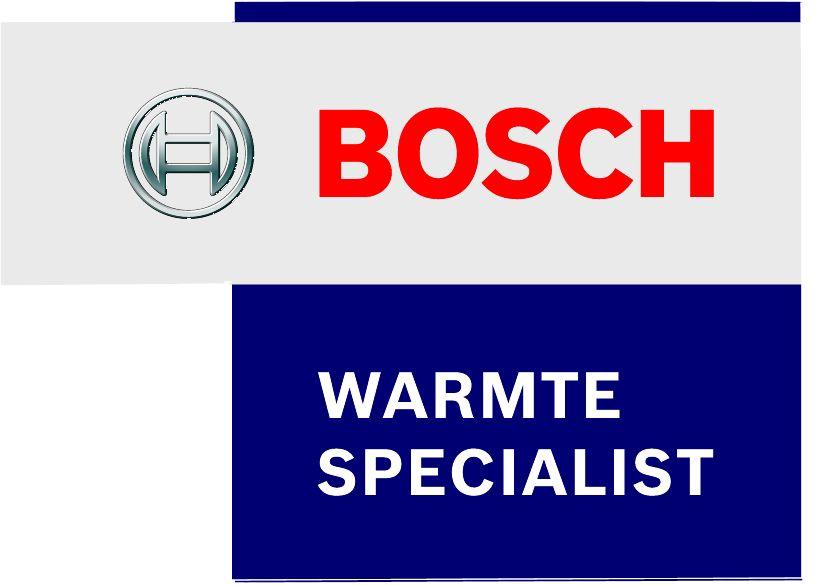 Bosch Warmte Specialist Goois Verwarmings- en Installatiebedrijf