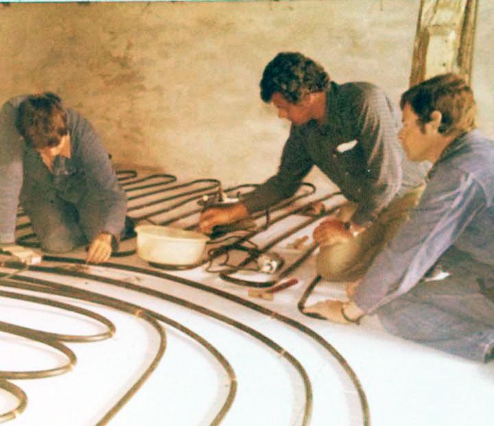 uit de oude doos van Goois Verwarmings- en Installatiebedrijf