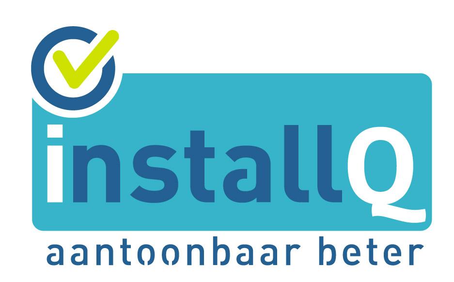 Goois Verwarmings- en Installatiebedrijf Robert van der Poel is verbonden aan installQ en aantoonbaar beter